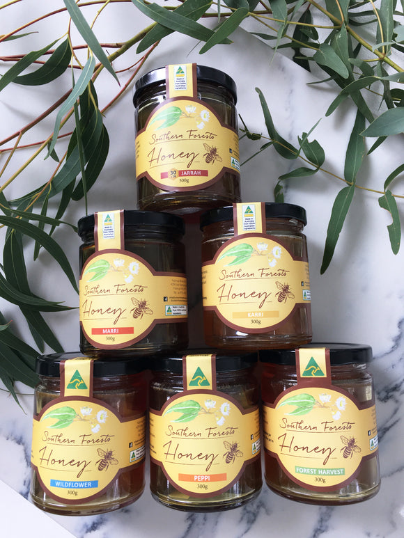 Southern Forests Honey