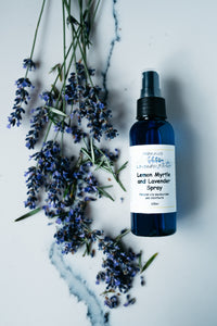 Lemon Myrtle & Lavender Spray
