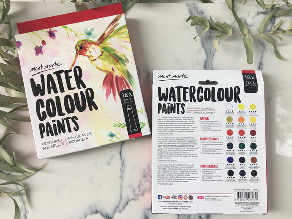 Watercolour Paint Sets