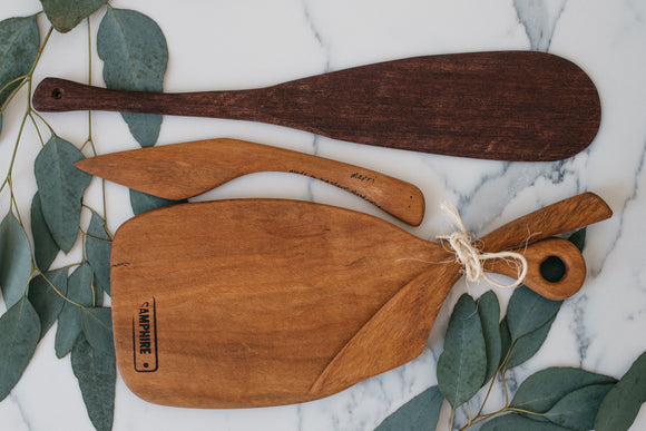 Timber Boards & Utensils