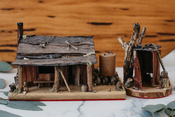 Bushman's Log Cabin & Outdoor Dunnie