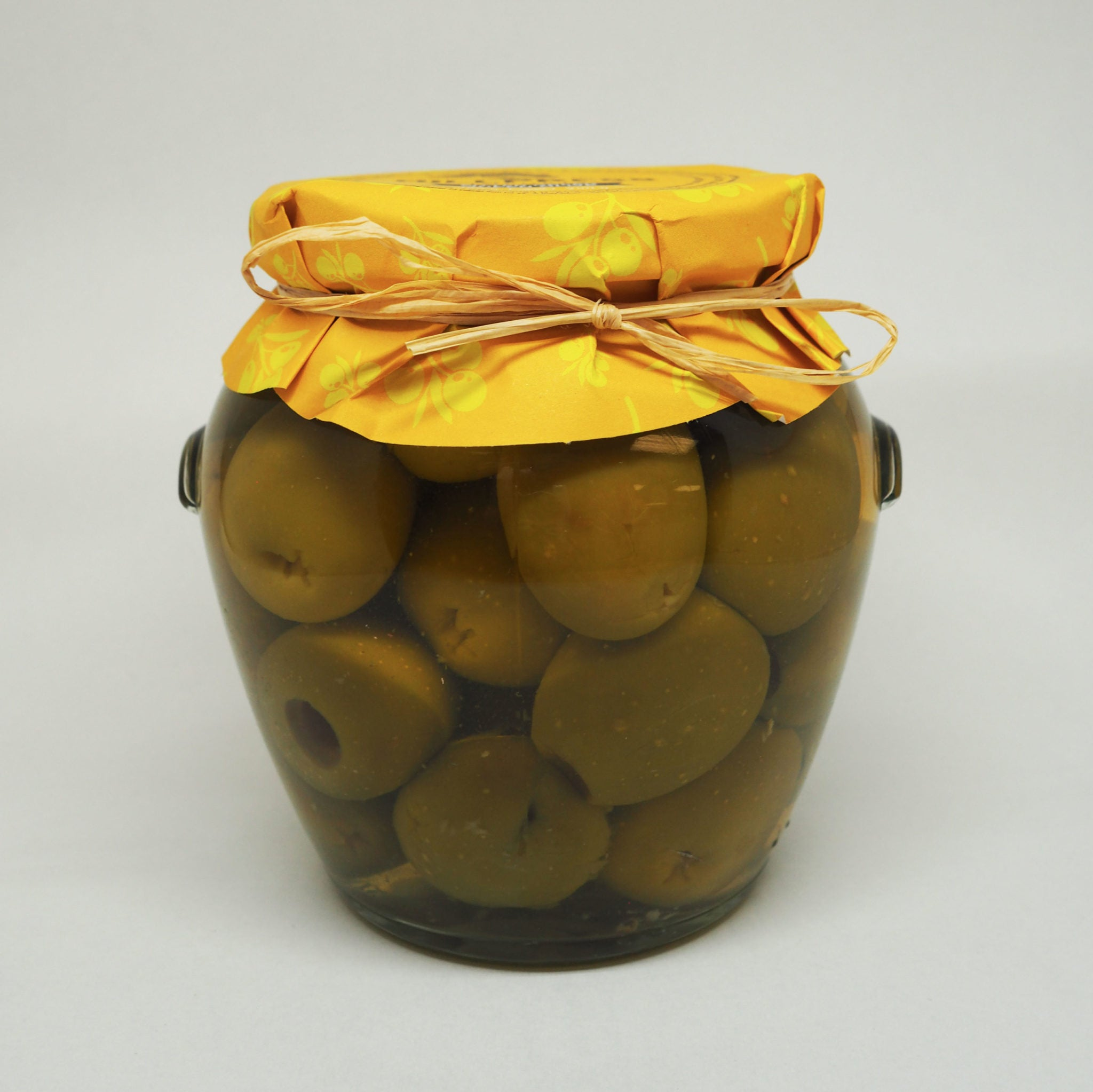 Olives - Large Pitted Green Queen Olives