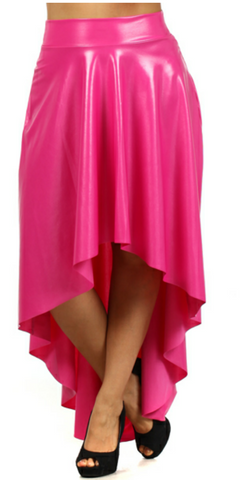 * MARY MARY SKATER SKIRT-PINK