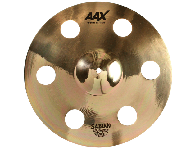 "PLATILLO SABIAN AAX 16"" OZONE CRASH"