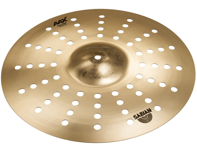 "PLATILLO SABIAN AAX 16"" AERO CRASH"