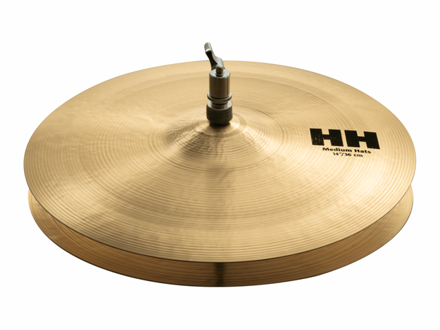 "PLATILLOS SABIAN HH 14"" REGULAR HATS"
