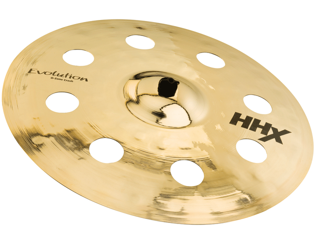 "PLATILLO SABIAN HHX O-ZONE 18"" CRASH"