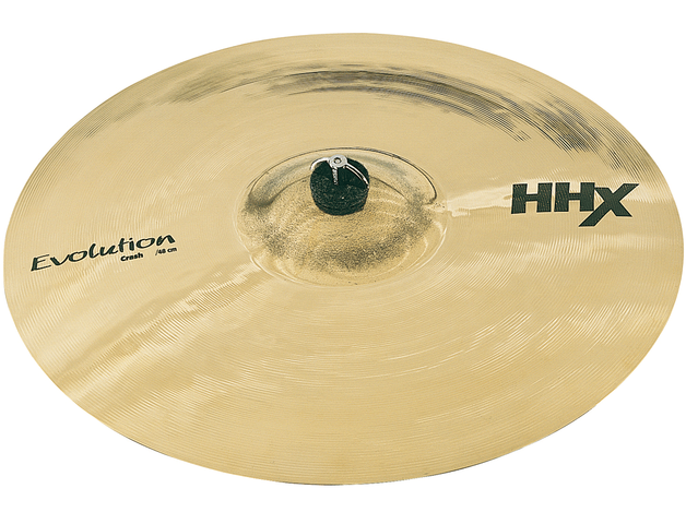 "PLATILLO SABIAN HHX EVOLUTION 16"" CRASH"