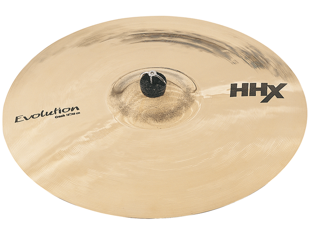 "PLATILLO SABIAN HHX EVOLUTION 18"" CRASH"