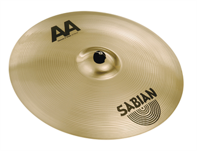 "PLATILLO SABIAN AA 22"" METAL RIDE"