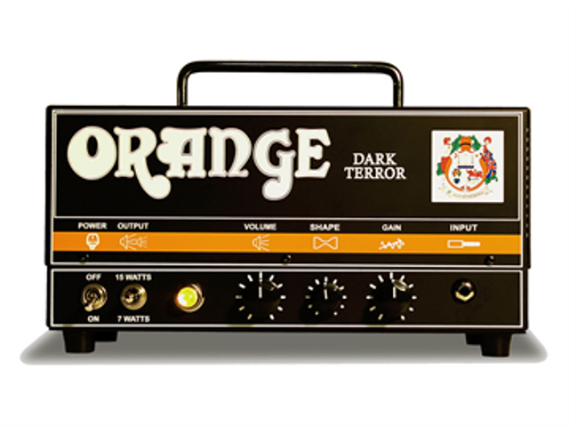 "AMPLIFICADOR ORANGE ""DARK TERROR"" PARA GUITARRA ELECTRICA, 1"