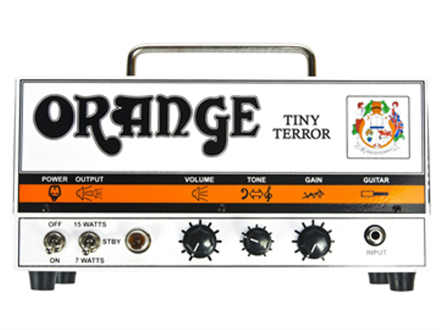 "AMPLIFICADOR ORANGE ""TINY TERROR"" PARA GUITARRA ELECTRICA, 1"