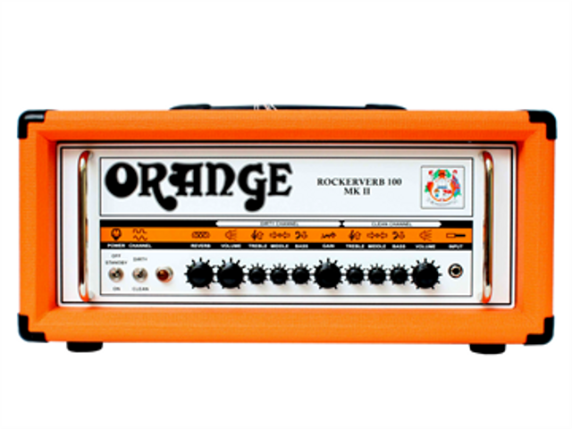 "AMPLIFICADOR ORANGE ""ROCKERVERB MKIII"" PARA GUITARRA ELECTRI"