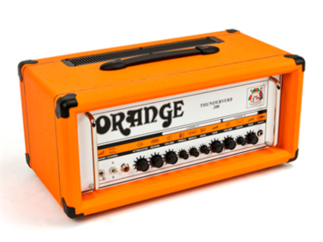 "AMPLIFICADOR ORANGE ""THUNDERVERB"" PARA GUITARRA ELECTRICA, 1"