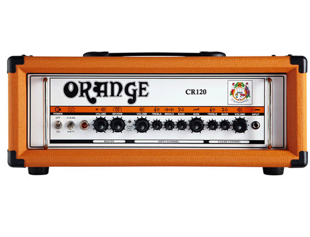 "AMPLIFICADOR ORANGE ""CRUSH"" PARA GUITARRA ELECTRICA, 120W(AN"