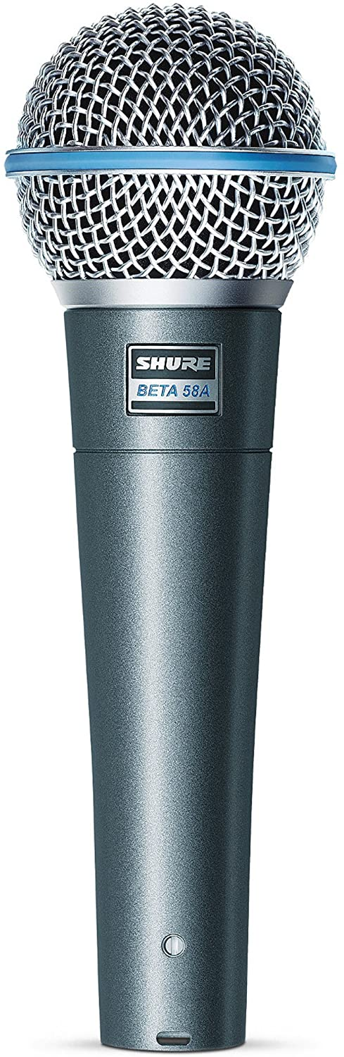 MICROFONO VOCAL SHURE BETA 58 DINAMICO
