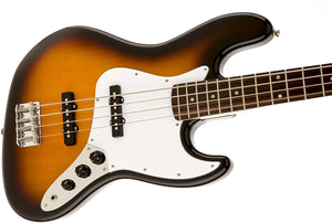 Bajo Eléctrico Squier Affinity Series Jazz Bass Laurel Fingerboard Brown Sunburst