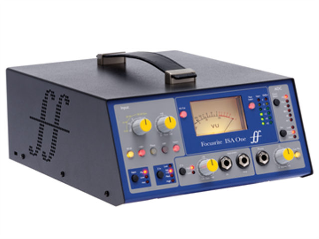 PREAMPLIFICADOR FOCUSRITE ISA ONE