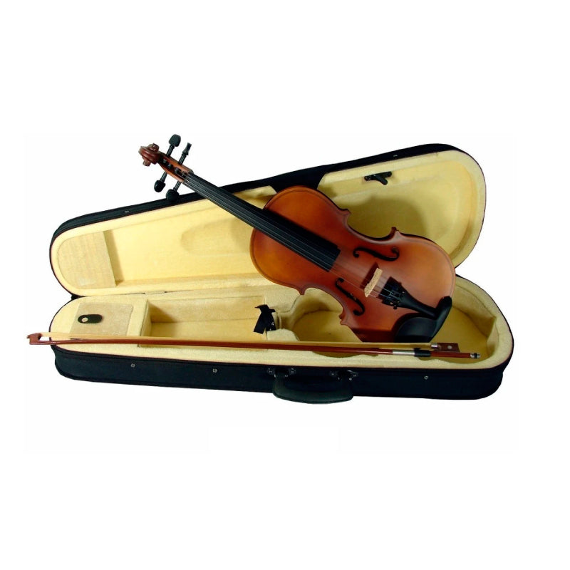 VIOLIN 4/4 COLOR NATURAL CONTRACHAPADO
