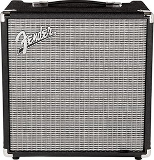 Amplificador de Bajo Fender Rumble 25 (V3) 120V Blacksilver
