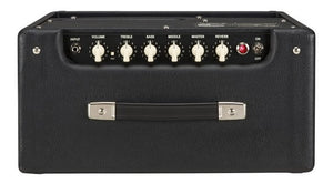 Amplificador Fender Blues Jr Iv 15 Watts Negro