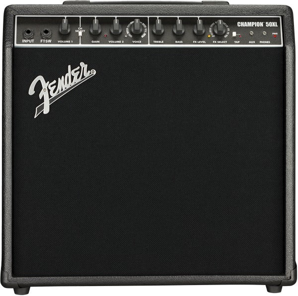 Amplificador Fender Champion 50 Xl, 120v