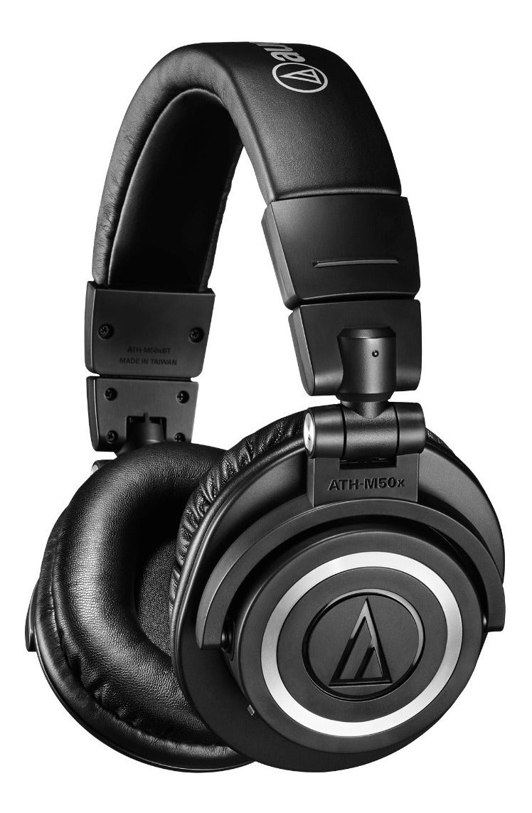 AUDÍFONOS INALÁMBRICOS AUDIO-TECHNICA BLUETOOTH ATH-M50XBT