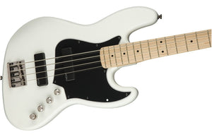 Bajo Fender Squier Contemporary Active Jazz Bass White Matte