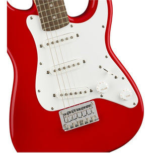 Guitarra Electrica Fender Squier Mini V2 Roja Trd