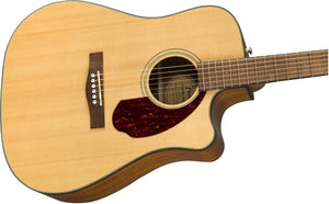 Guitarra Electroacustica Fender Natural Cd-140sce