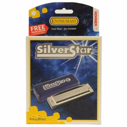 ARMONICA DO HOHNER SILVER STAR 20V.(S)