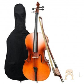 CELLO 4/4 CON FUNDA KLINGT