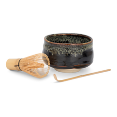 Matchawan Green Tea Set - Toruko