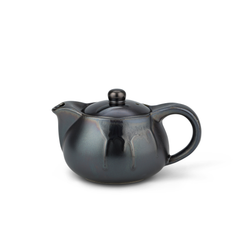 Dark Grey Tea Pot