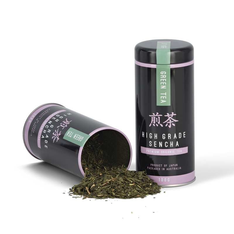 High Grade Sencha - Loose Leaf Tea (100g)
