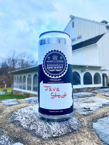 Crowler of the Week: Java Stout