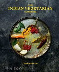 The Indian Vegetarian Cookbook (English)