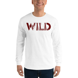 Open image in slideshow, WILD  Long Sleeve Shirt