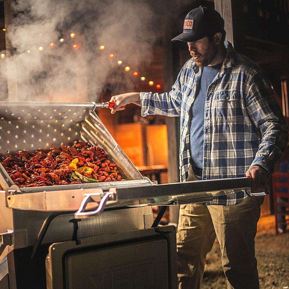 The LoCo Cooker's Family Crawfish Boil Recipe