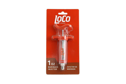 1 oz. Injector - LoCo Cookers