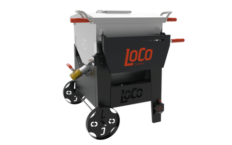 90 QT Boiler - LoCo Cookers