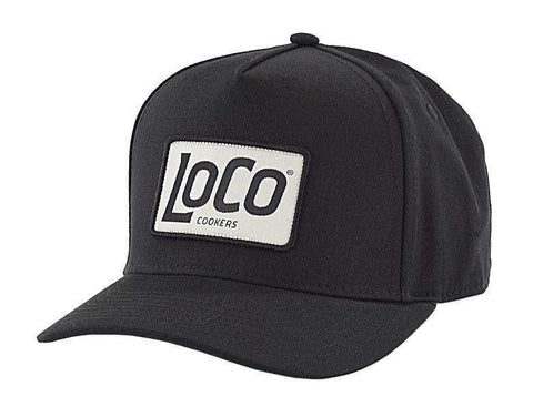 LoCo Patch Black Cap Regular