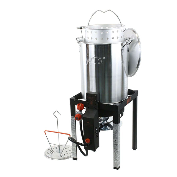Fall Fry Party 30 QT SureSpark Turkey Fryer Kit