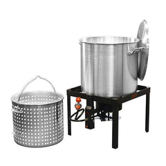 LoCo 100qt Boiling Kit with Twist and Steam/Sure Spark