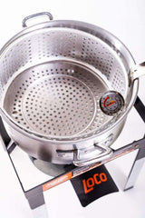 10QT Fish Fryer Kit - LoCo Cookers