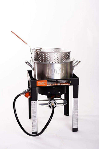 FISH FRYER KIT