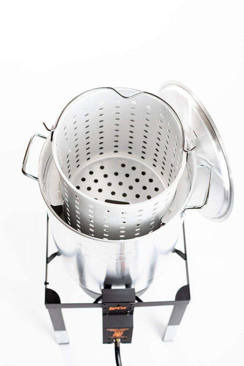 LoCo 36QT XL Turkey Fryer with Basket and Stand – CAN