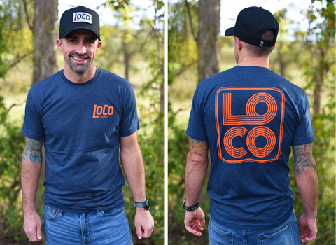 LoCo Block T-Shirt - LoCo Cookers