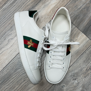Gucci Size 38.5 Ace Sneakers