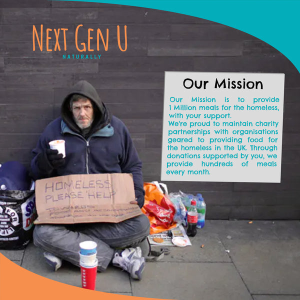 Our Mission - To Provide 1 Million Meals to the Homeless